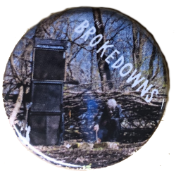 Sick of Space Button - Album Art
